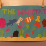 Undersea Habitat by Sarah R