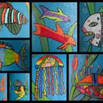 Tropical Fish by David G.